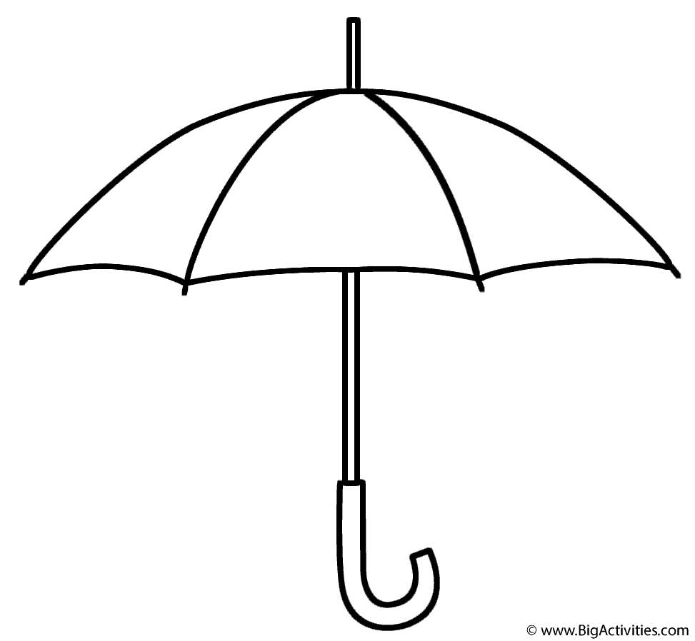 umbrella coloring page umbrella coloring page umbrella coloring page fresh pages umbrella coloring page