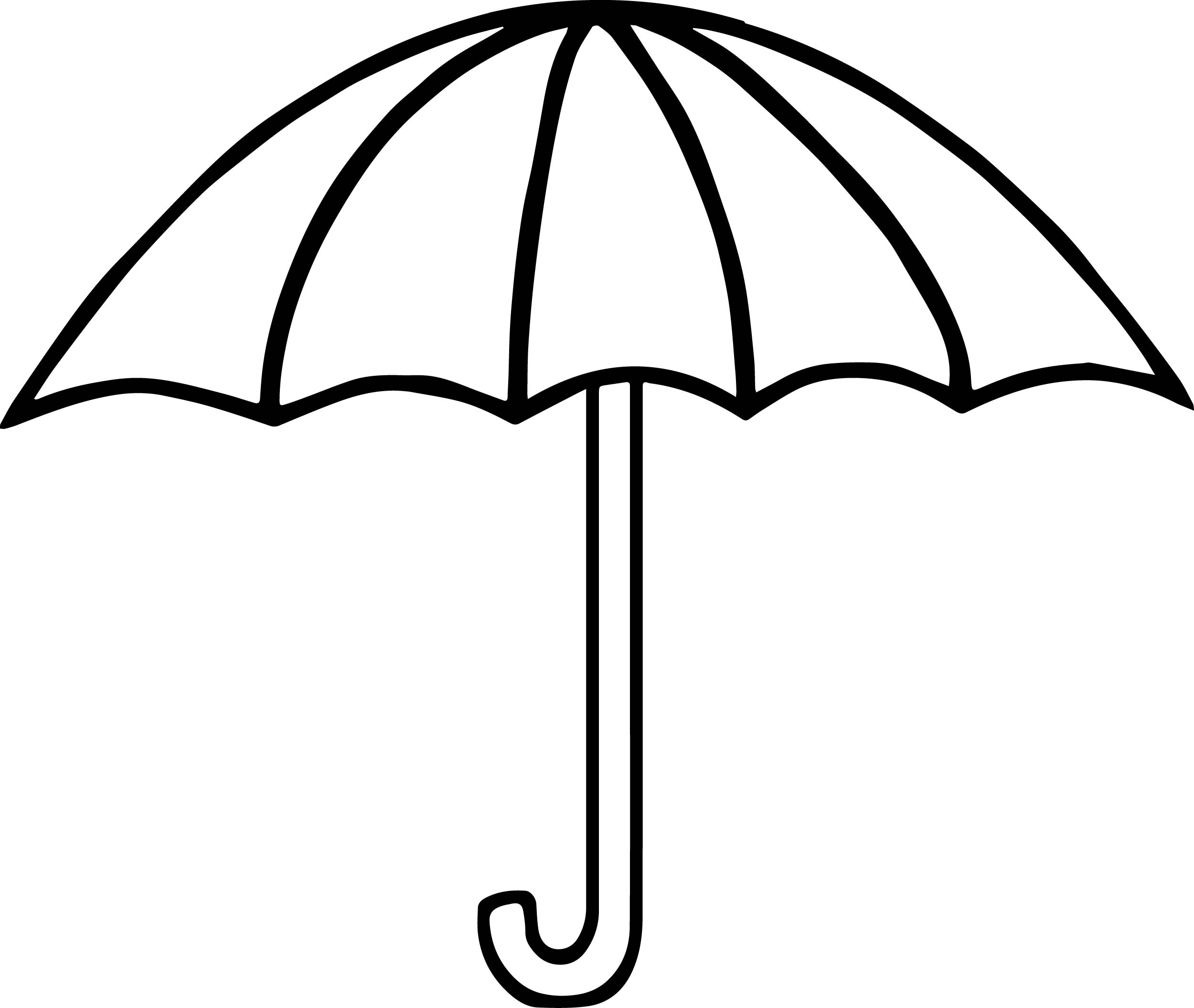 umbrella coloring page umbrella coloring pages for childrens printable for free coloring page umbrella