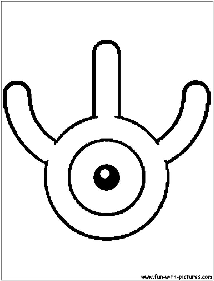 unown pokemon coloring pages 20 best unown images on pinterest pokemon coloring pages unown coloring pokemon pages