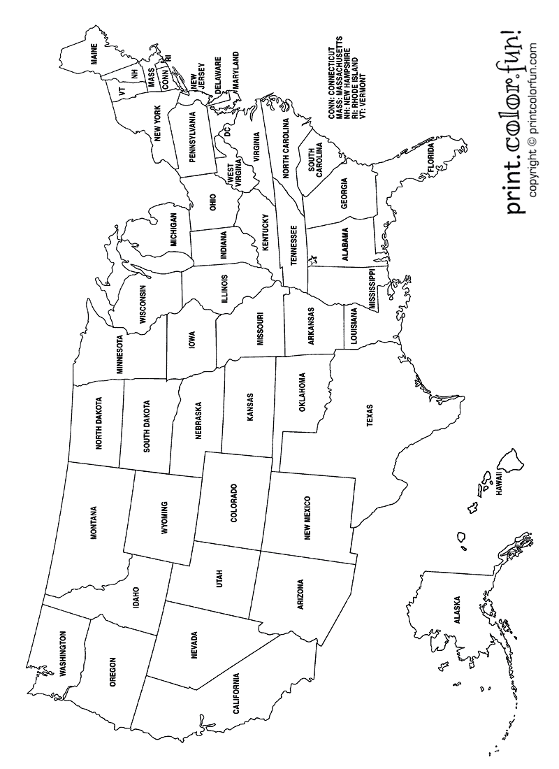 us state map coloring page coloring page united states map coloring home state map us page coloring
