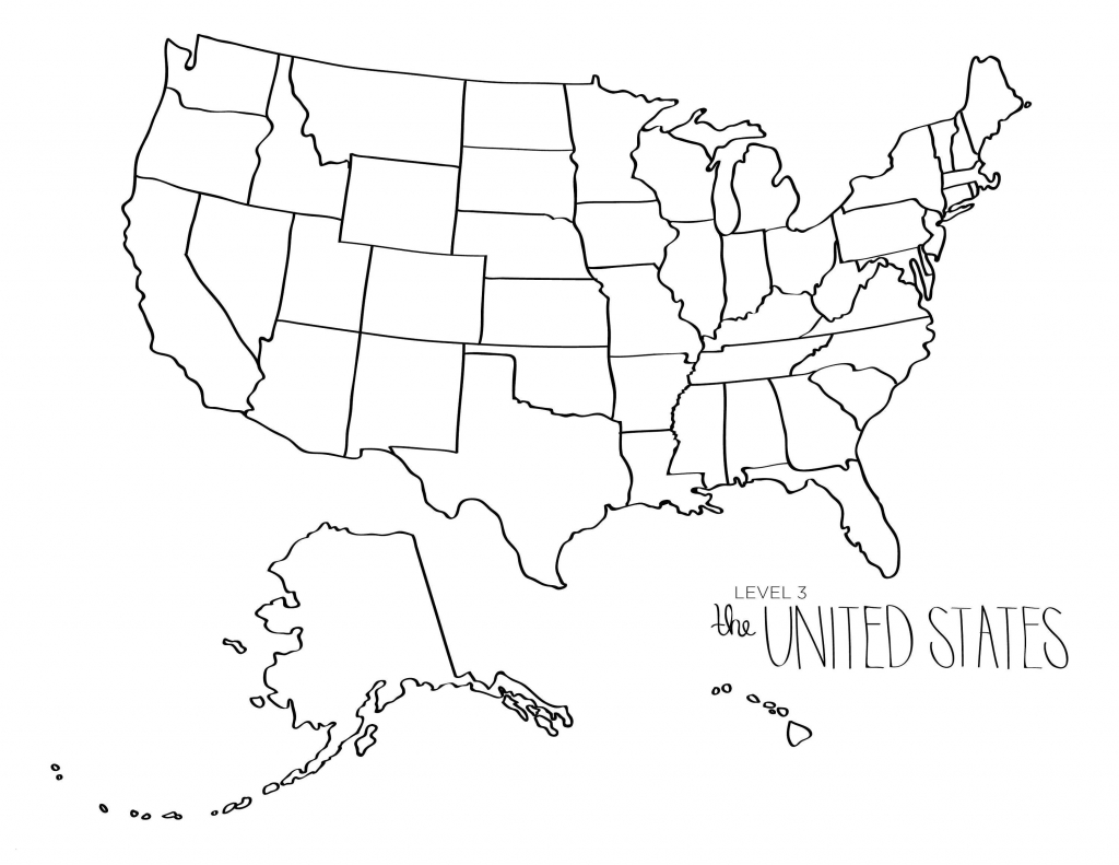 us state map coloring page united states map printable blk and white color in coloring us state map page