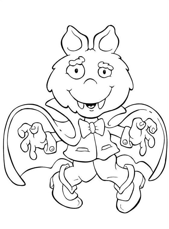 vampire coloring pages cute vampire coloring pages at getcoloringscom free vampire coloring pages