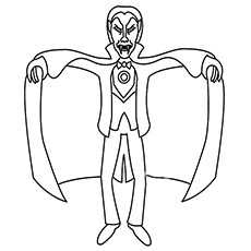 vampire coloring pages cute vampire coloring pages online let39s coloring the world pages coloring vampire
