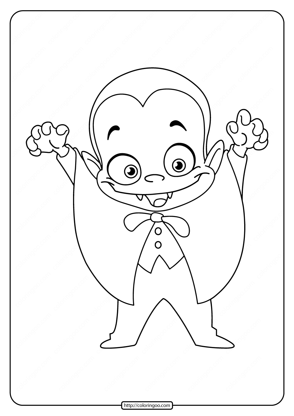 vampire coloring pages free printable vampire coloring pages pages coloring vampire