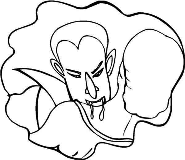 vampire coloring pages hungry vampires coloring page coloring sun di 2020 vampire coloring pages