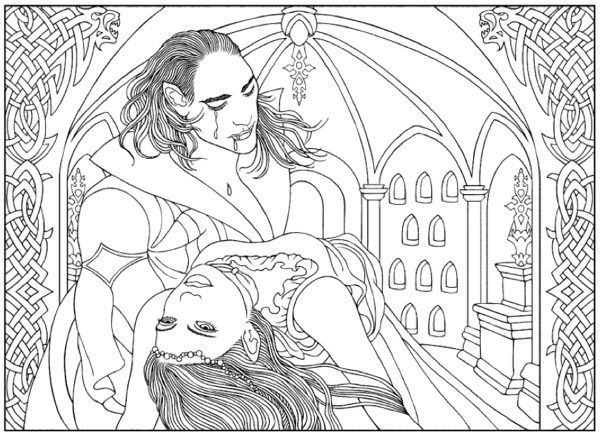 vampire coloring pages vampire coloring pages to download and print for free coloring vampire pages
