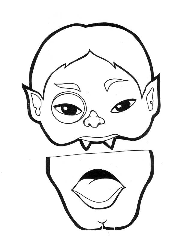 vampire coloring pages weird vampire in funschool halloween coloring page kids coloring vampire pages