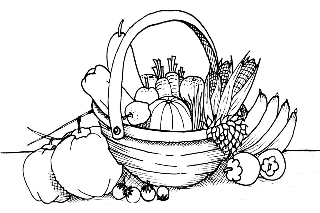 vegetable pictures to color vegetable coloring pages best coloring pages for kids to pictures color vegetable 1 1