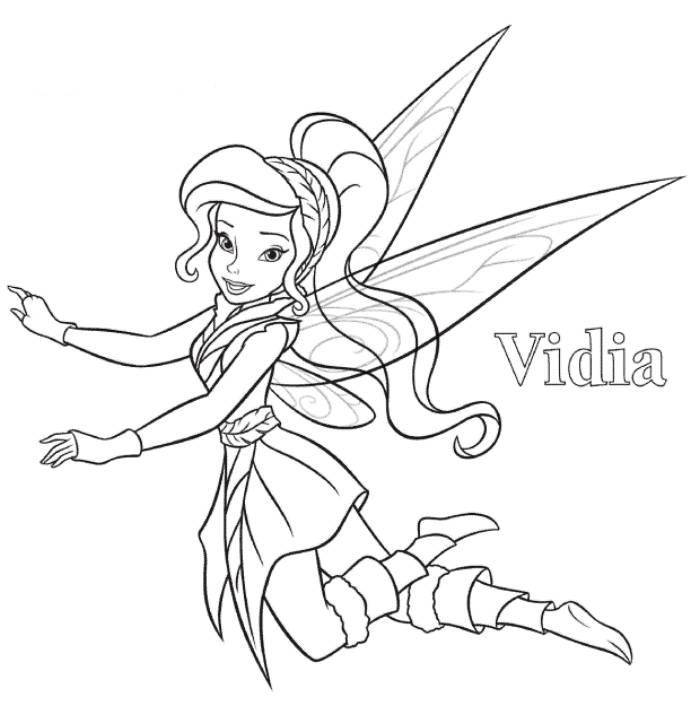 vidia coloring pages vidia fairy coloring pages coloring pages to download pages coloring vidia 1 1