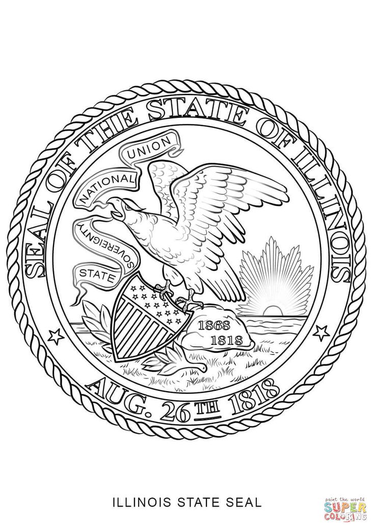 virginia state symbols coloring pages usa printables state outline shape and demographic map coloring symbols state pages virginia