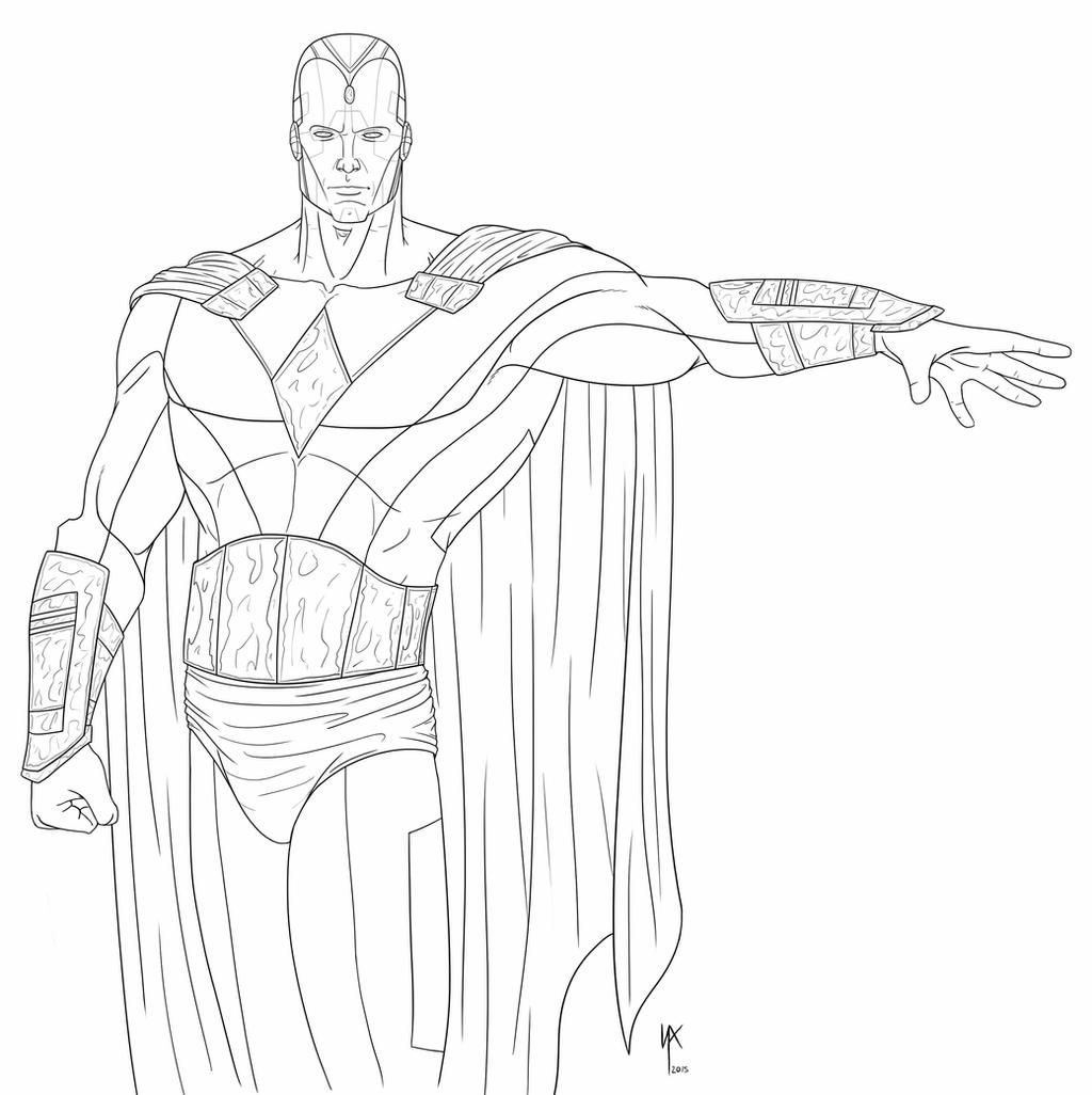 vision avengers coloring page vision avengers age of ultron coloring pages coloring pages page vision avengers coloring