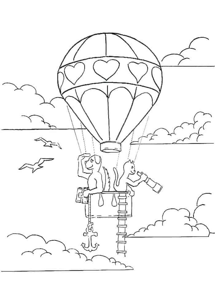 water balloon coloring pages balloon coloring pages balloon pages water coloring