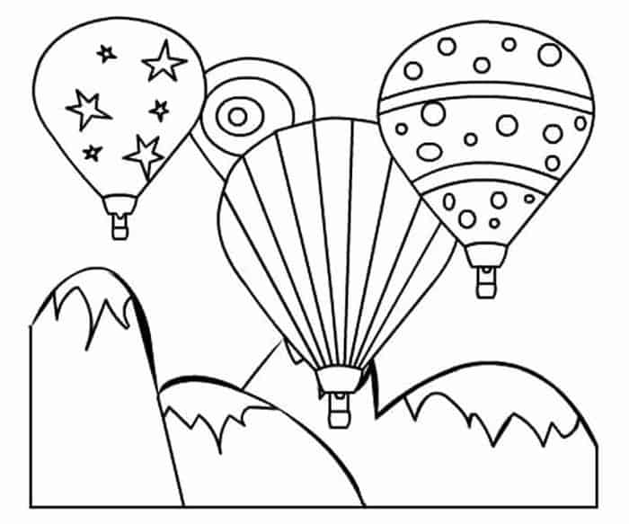 water balloon coloring pages balloon coloring pages water balloon coloring pages