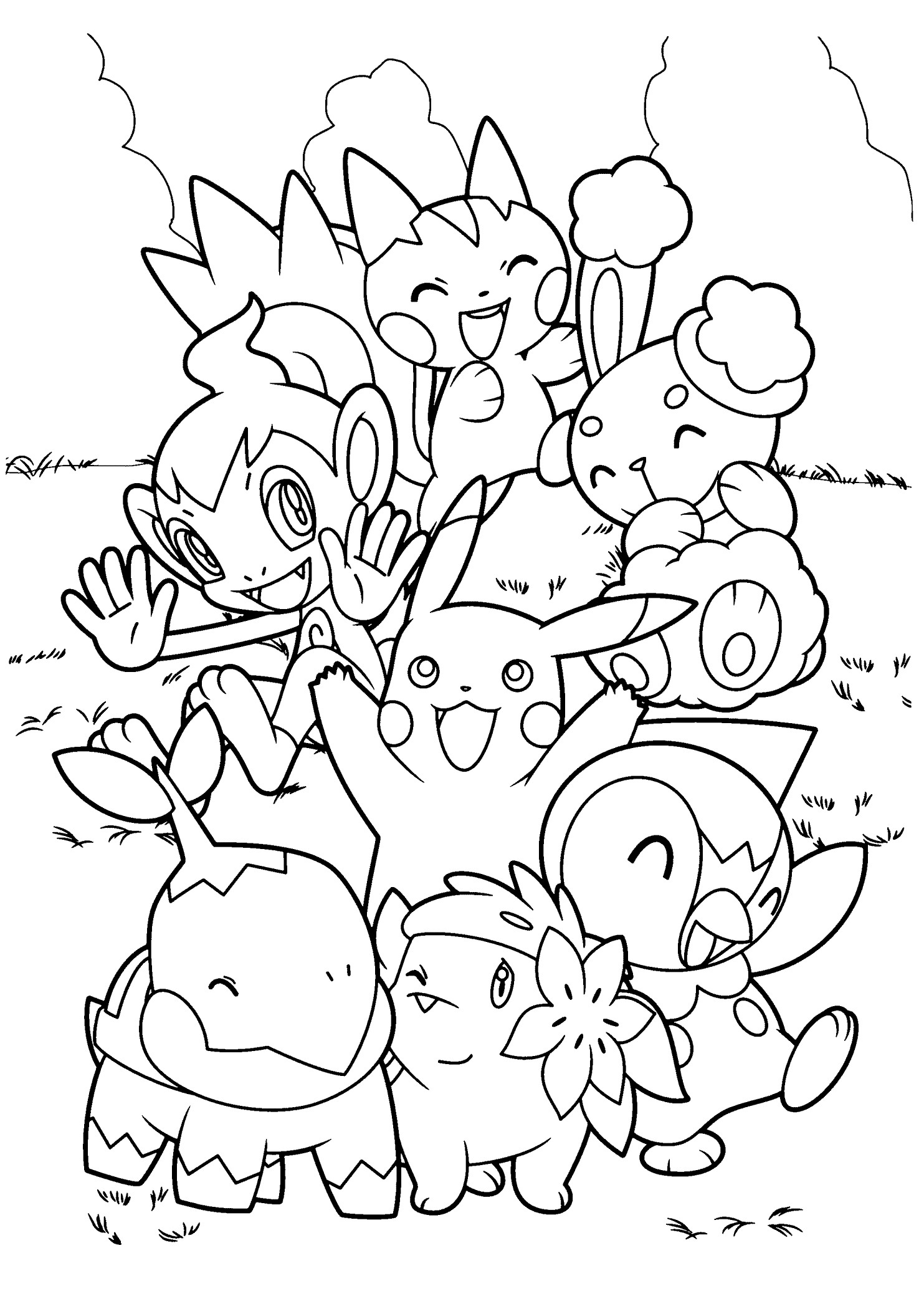 water pokemon coloring pages pokemon water coloring bubakidscom pages coloring pokemon water