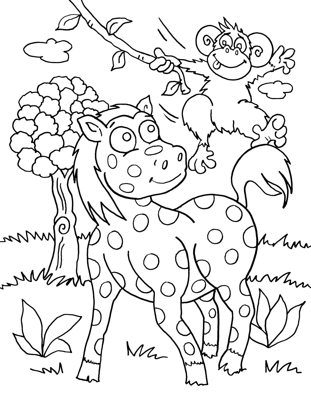 wild animal for coloring wild animal coloring pages get coloring pages animal for wild coloring