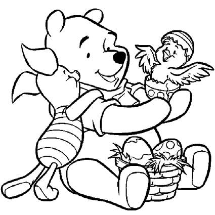 winnie the pooh easter coloring pages pooh easter coloring pages coloring pages winnie pooh the easter pages coloring