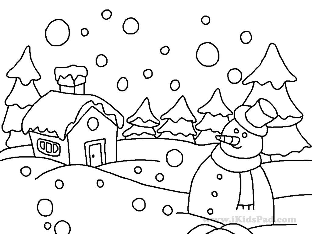 winter coloring pictures get this printable winter coloring pages 952208 pictures coloring winter