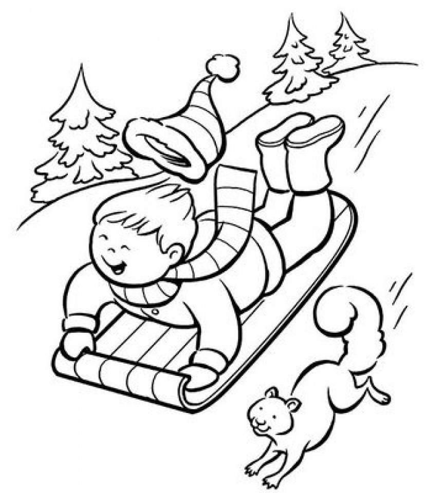 winter coloring pictures winter coloring pages for kids and adults stock pictures coloring winter