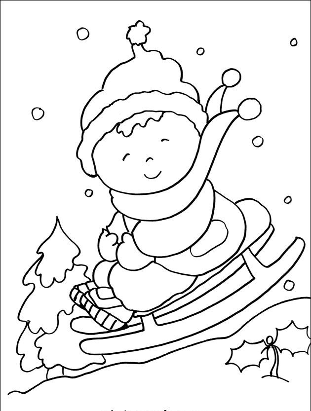 winter coloring pictures winter fun color pages to print1080c coloring pages printable winter pictures coloring