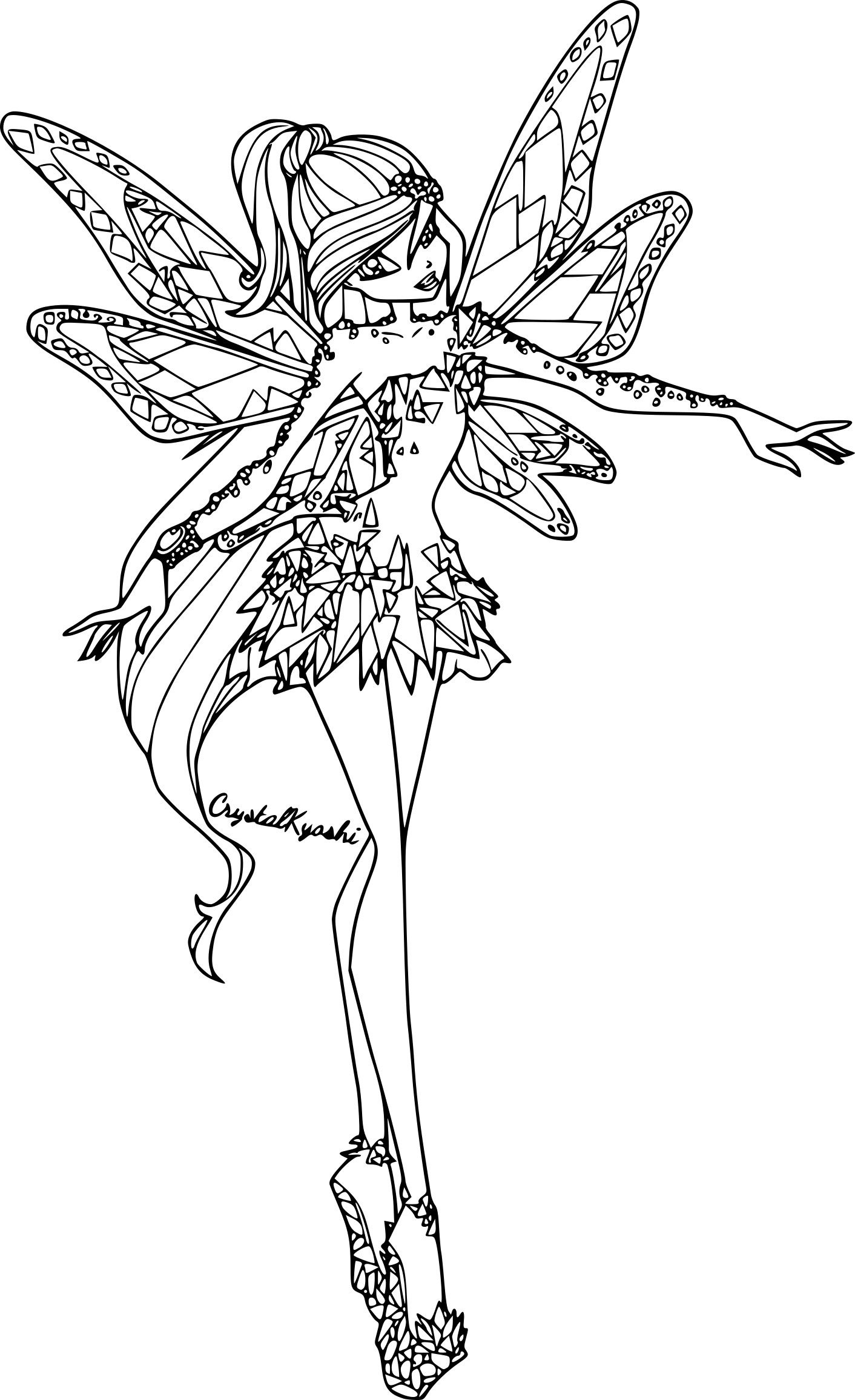winx club coloring pages bloom bloom bloomix coloring page by babygreenlizard on deviantart club bloom pages winx coloring
