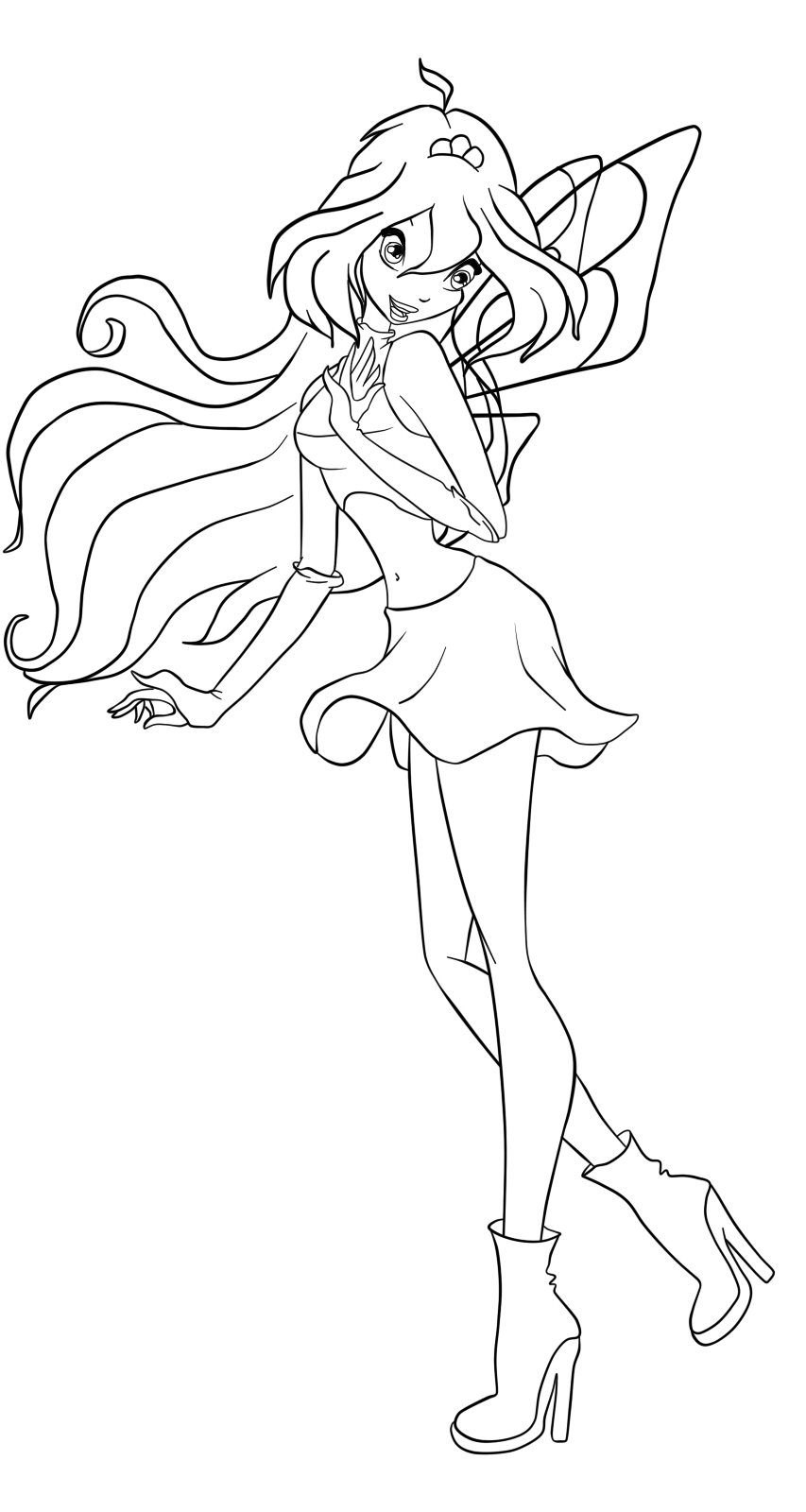winx club coloring pages bloom bloomix bloom by elfkena on deviantart winx pages coloring bloom club