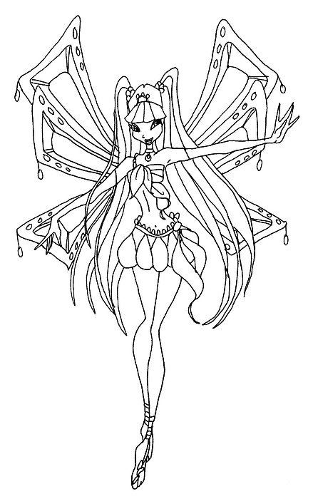 winx club coloring pages flora flora harmonix bw by elfkena on deviantart coloring pages club winx flora