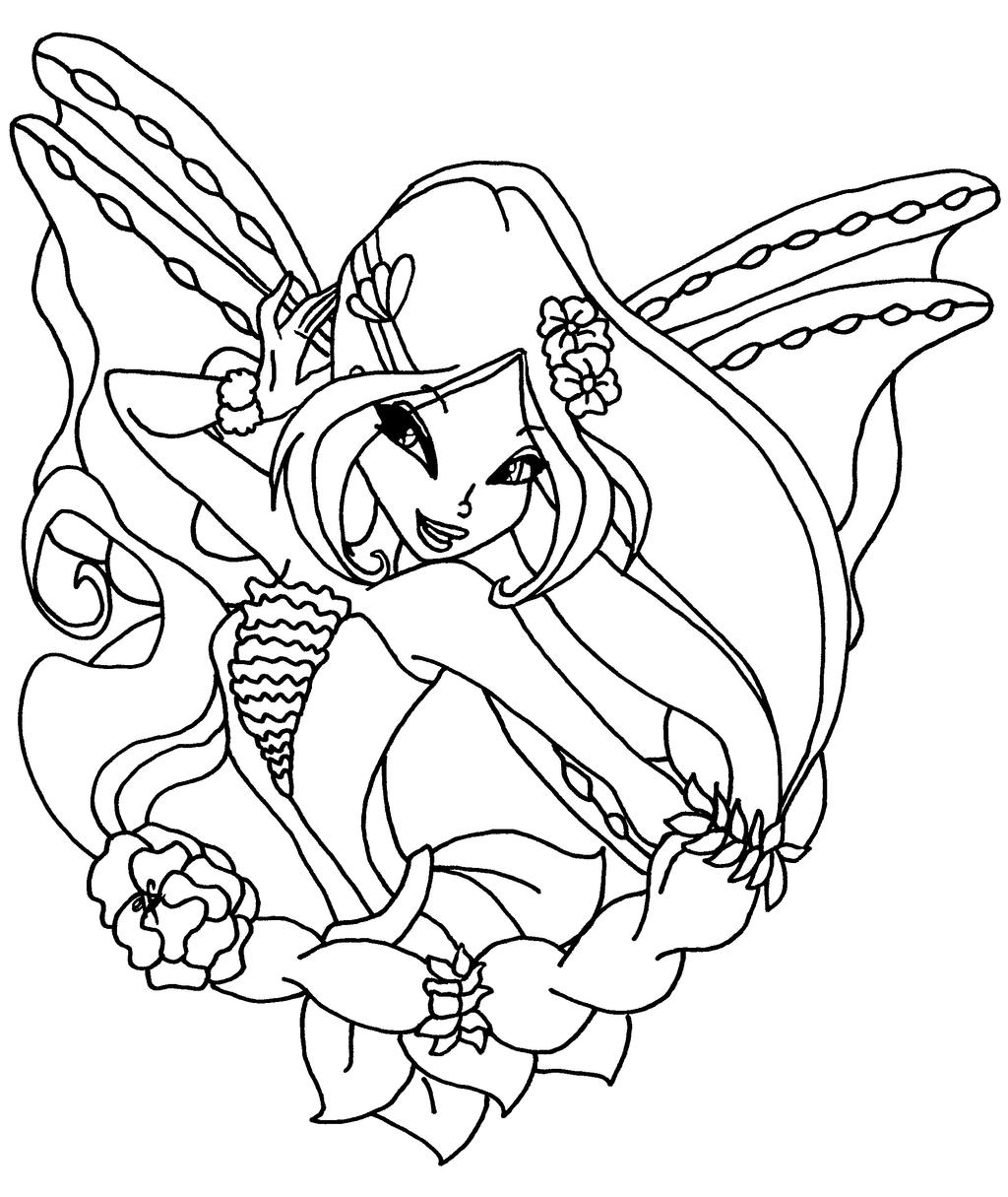 winx club coloring pages flora flora school by elfkena on deviantart pages coloring flora club winx