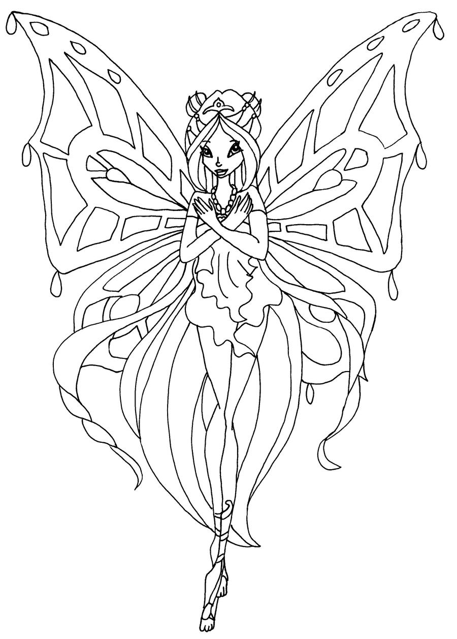 winx club coloring pages flora the gallery for gt winx club harmonix flora coloring pages coloring flora winx pages club