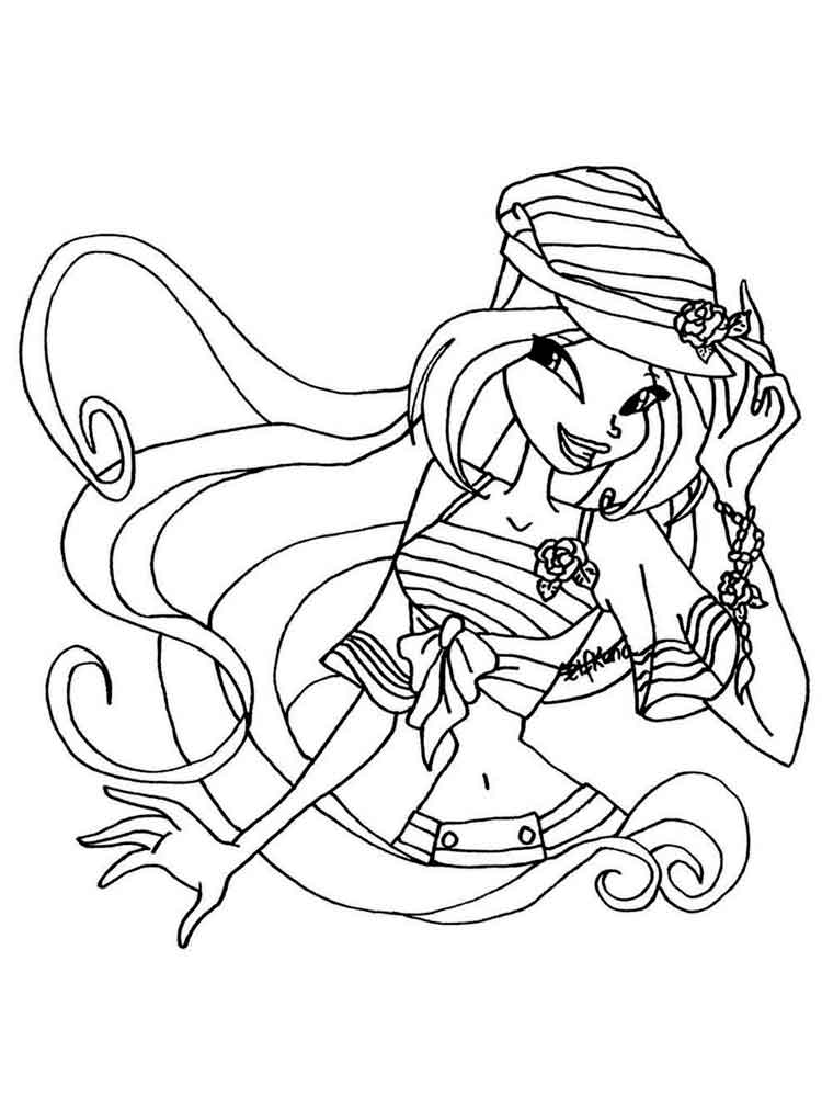 winx club coloring pages flora winx club coloring pages flora pages coloring club flora winx