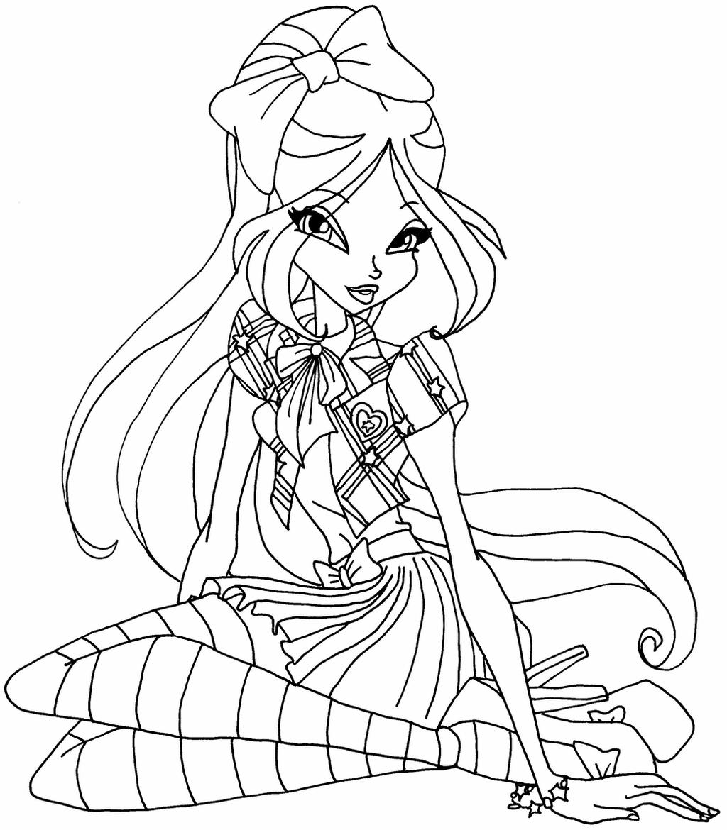 winx club coloring pages flora winx club flora coloring page google search anime art club pages winx coloring flora