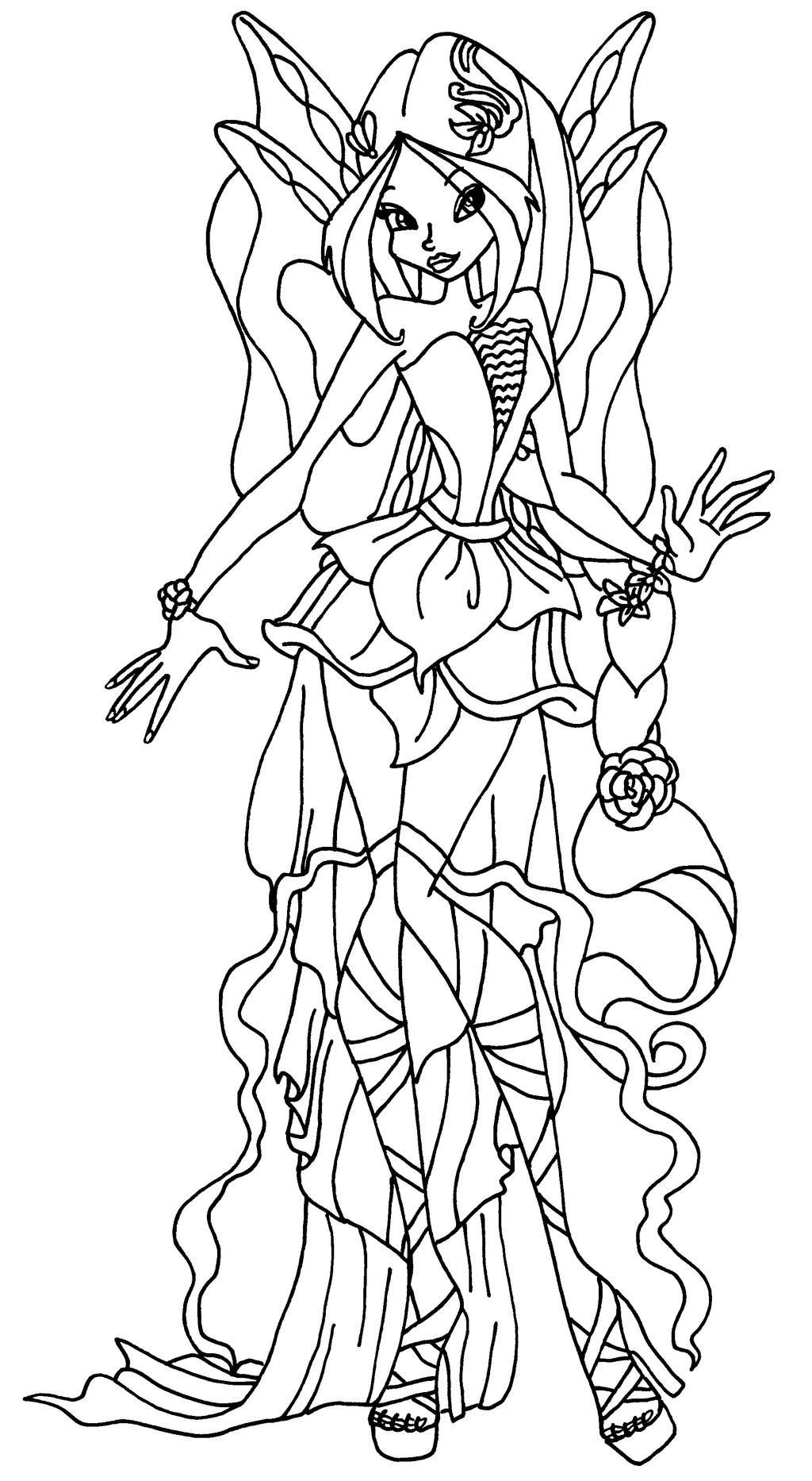 winx club coloring pages flora winx club flora coloring pages at getdrawings free download flora winx coloring club pages