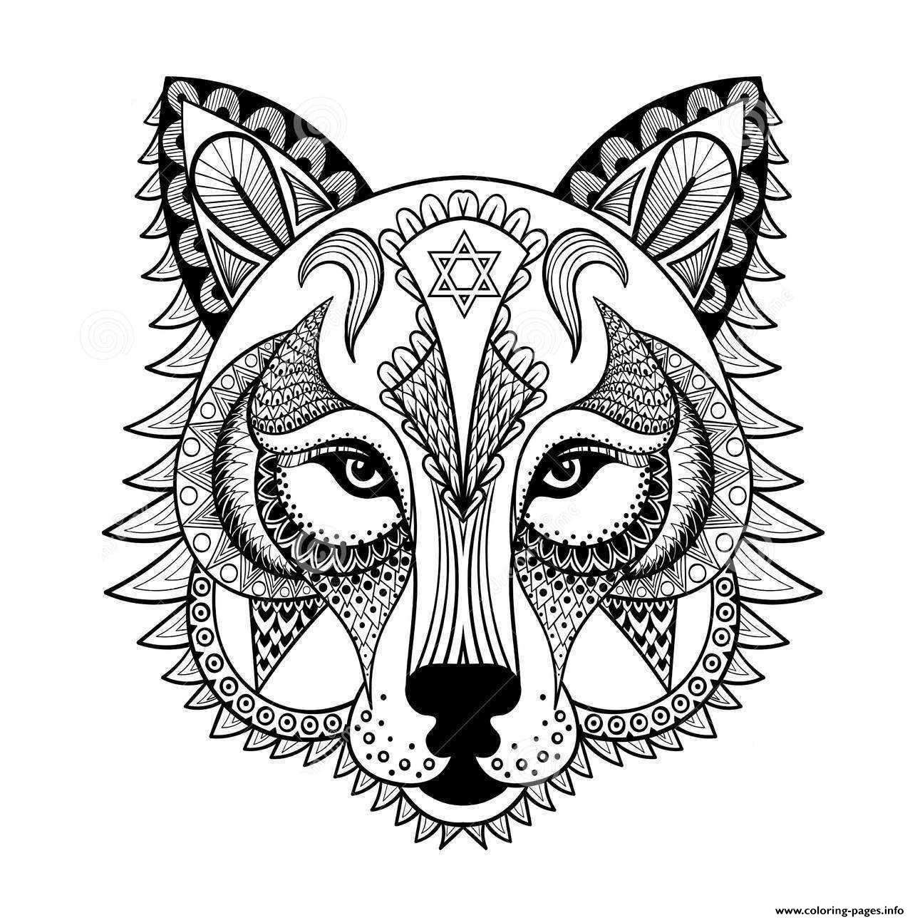wolf coloring pages for adults wolf 2 by fnigen grayscale coloring adult coloring for pages coloring adults wolf