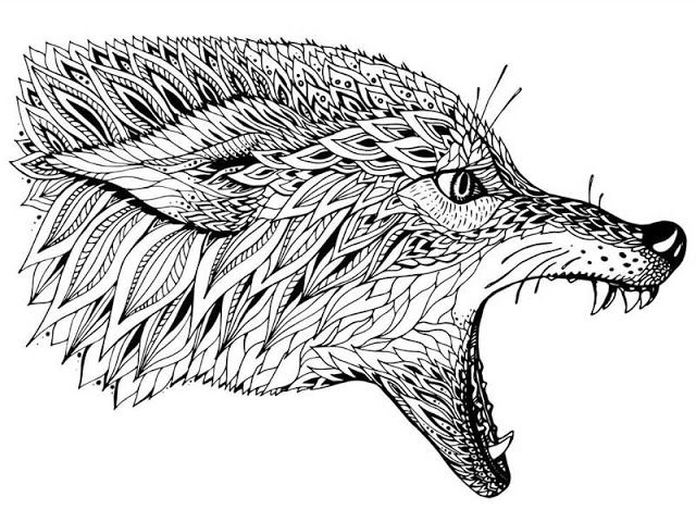 wolf coloring pages for adults wolf coloring pages for adults best coloring pages for kids pages wolf adults for coloring