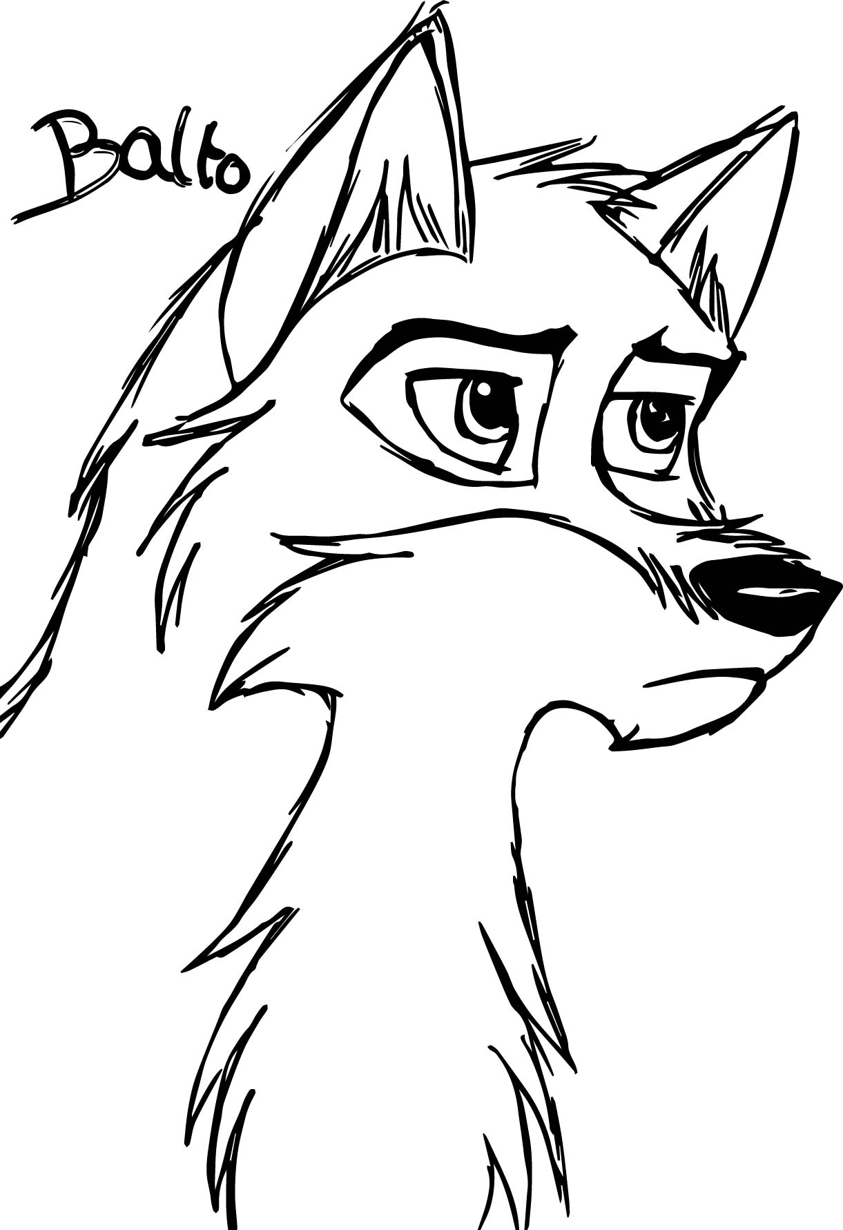 wolf pictures to colour wolf coloring pages to print at getdrawings free download to pictures wolf colour