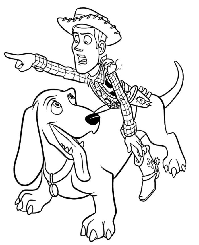 woody toy story coloring pages toy story coloring pages 2 disneyclipscom coloring woody toy story pages