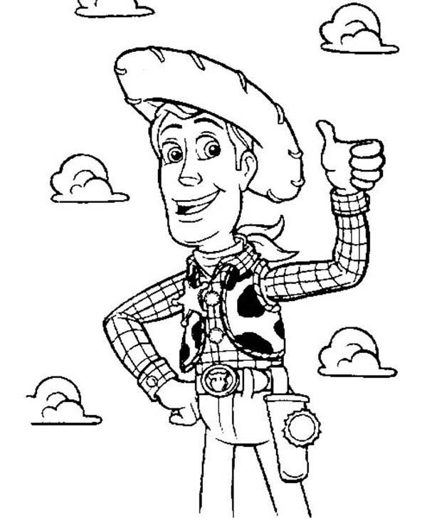 woody toy story coloring pages toy story coloring pages coloringrocks pages story woody coloring toy