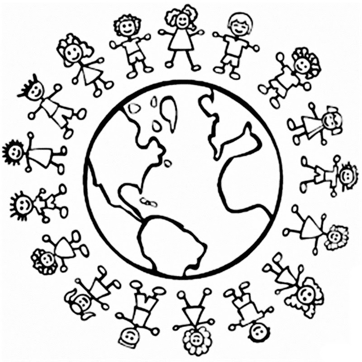 world coloring pages world map coloring page for kids coloring home pages coloring world