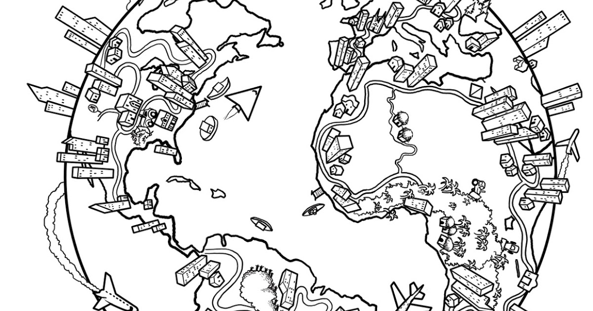 world coloring pages world map earth coloring pages printable pages coloring world