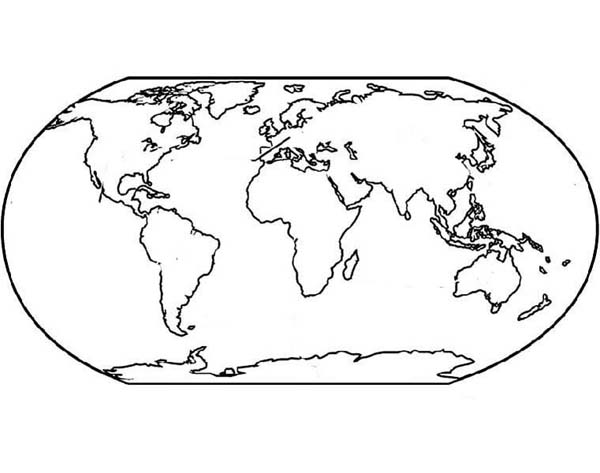 world coloring pages world map for education coloring page download print coloring world pages