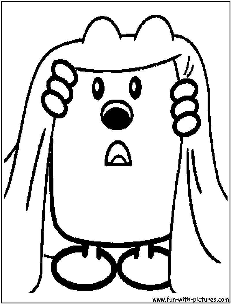 wow wow wubbzy coloring pages wow wow wubbzy coloring page printable printable wubbzy wow wow coloring pages