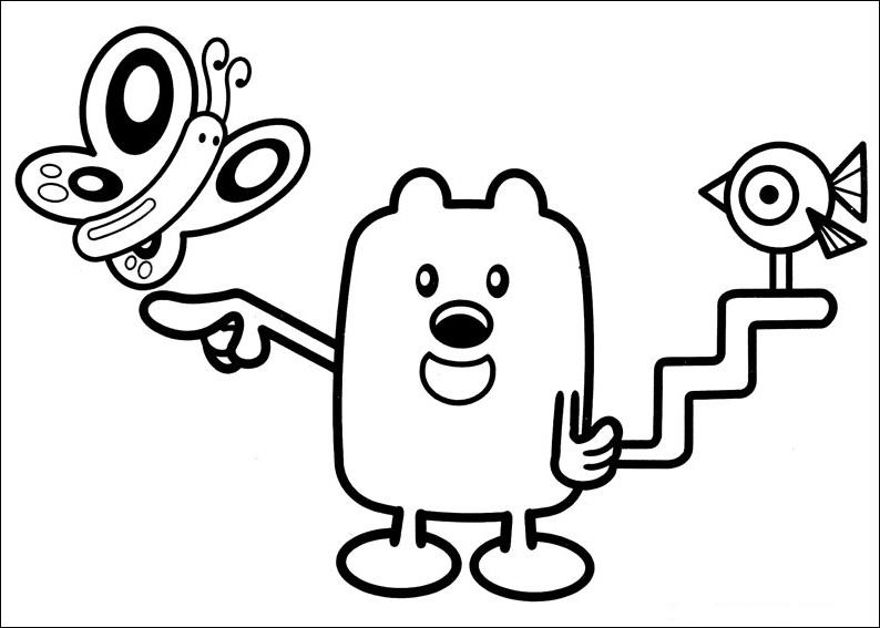 wow wow wubbzy coloring pages wow wow wubbzy coloring pages print for free pages wubbzy wow wow coloring