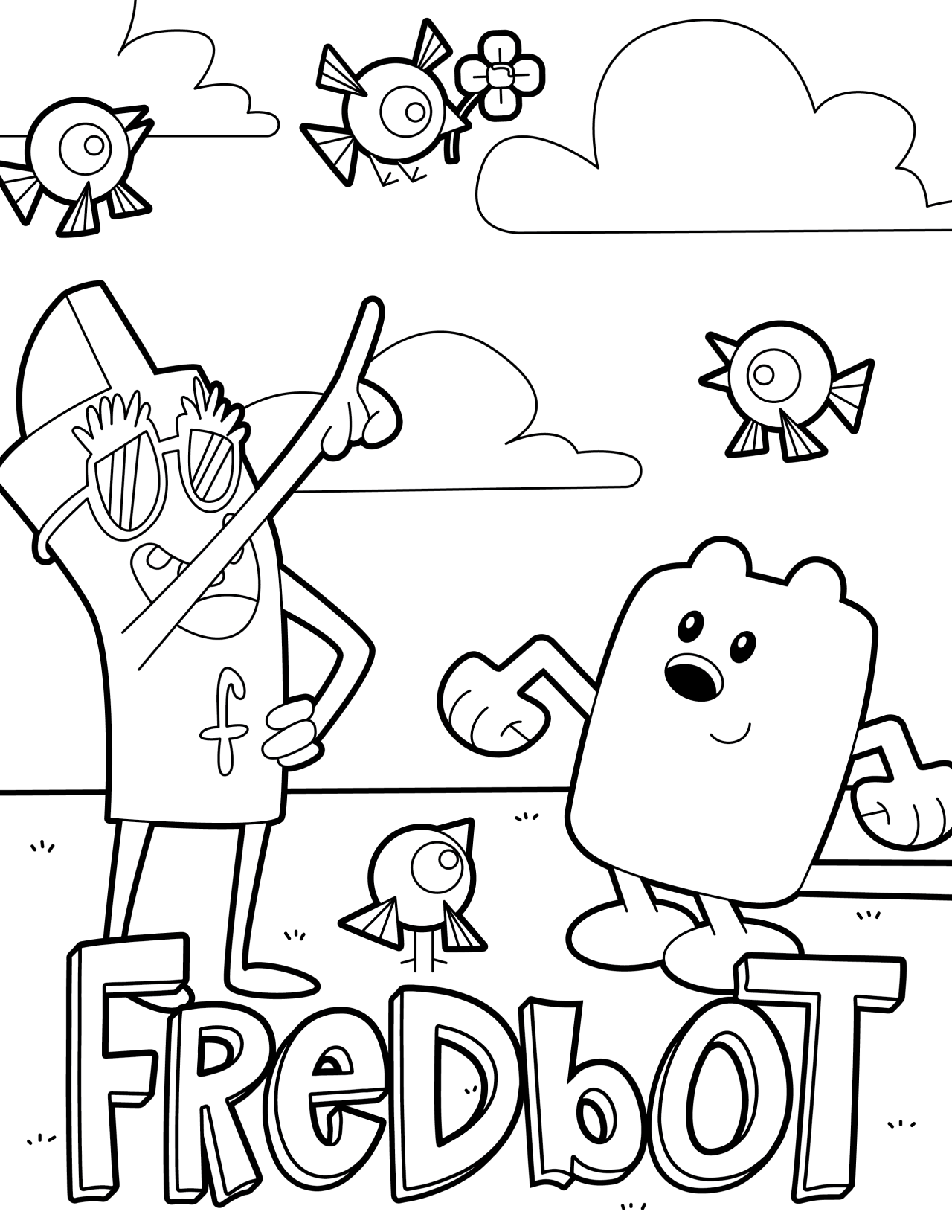 wow wow wubbzy coloring pages wow wow wubbzy coloring pages print for free wow wow coloring wubbzy pages