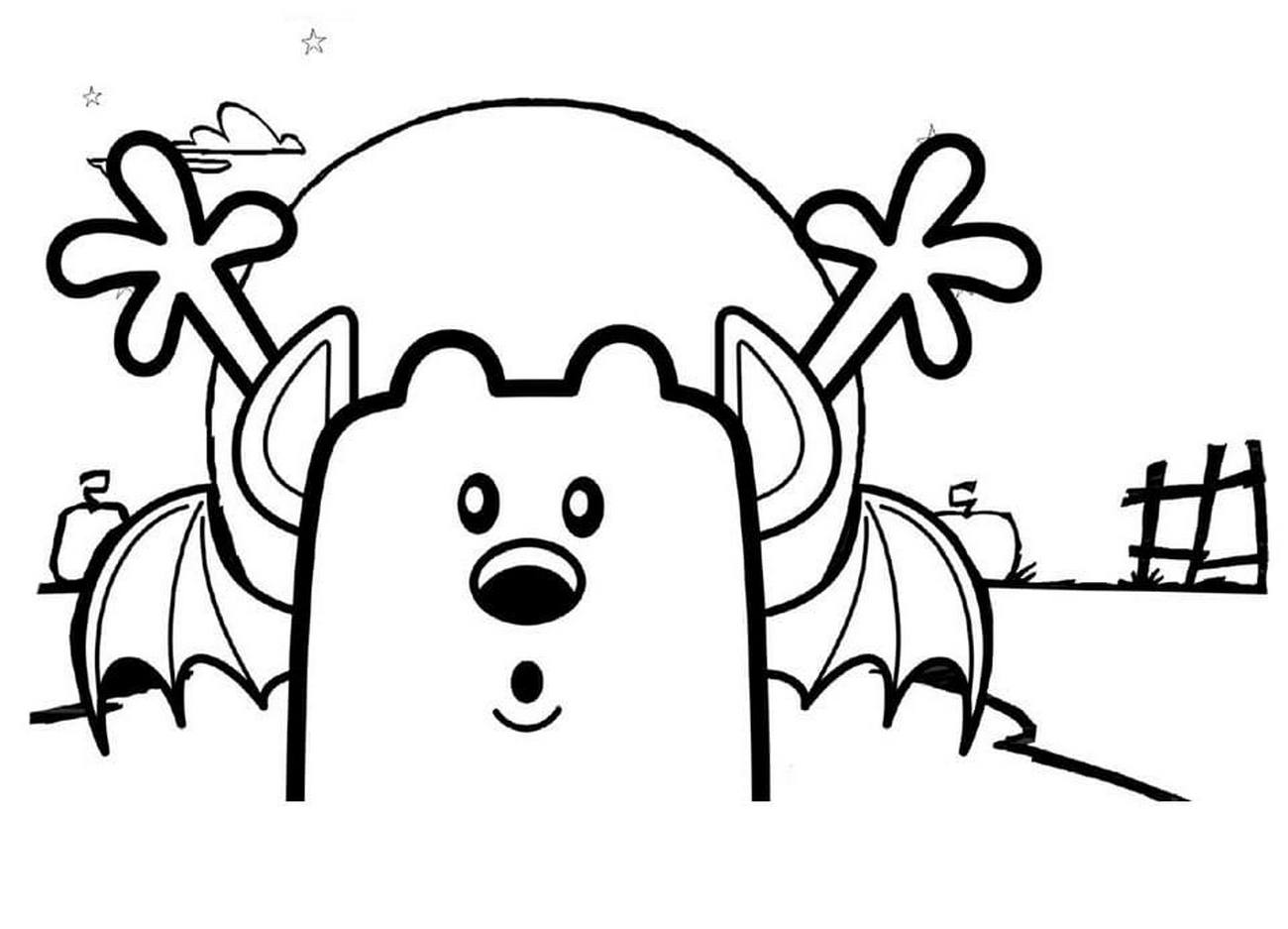 wow wow wubbzy coloring pages wow wow wubbzy colouring pages 10 preschoolers printing wow wow coloring wubbzy pages