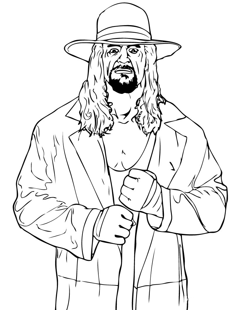 wrestling coloring pages wwe wrestler coloring pages coloring home wrestling pages coloring