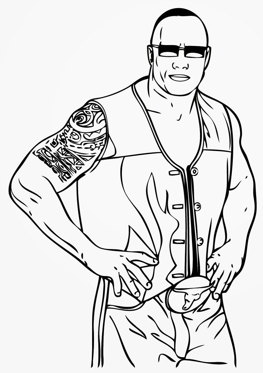 wwe coloring pages free free printable world wrestling entertainment or wwe free pages wwe coloring