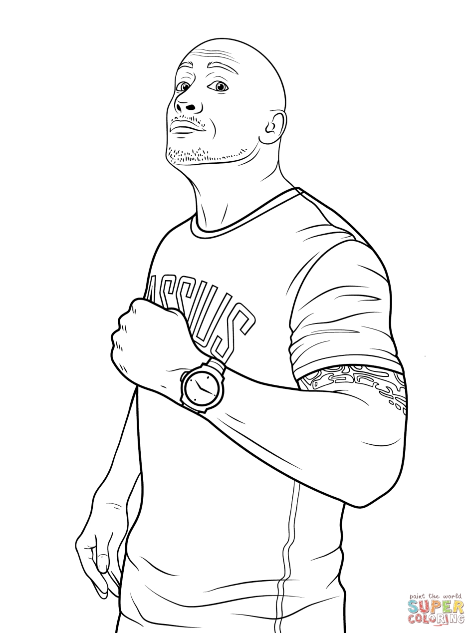 wwe coloring pages free get this printable wwe coloring pages online 12903 free pages wwe coloring