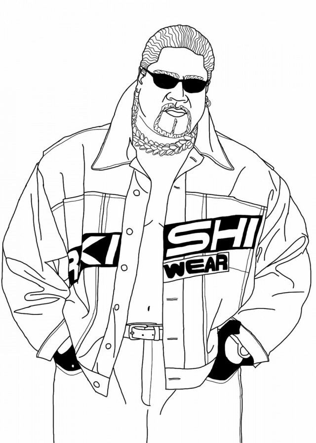 wwe coloring pages free get this printable wwe coloring pages the rock 21094 pages wwe coloring free
