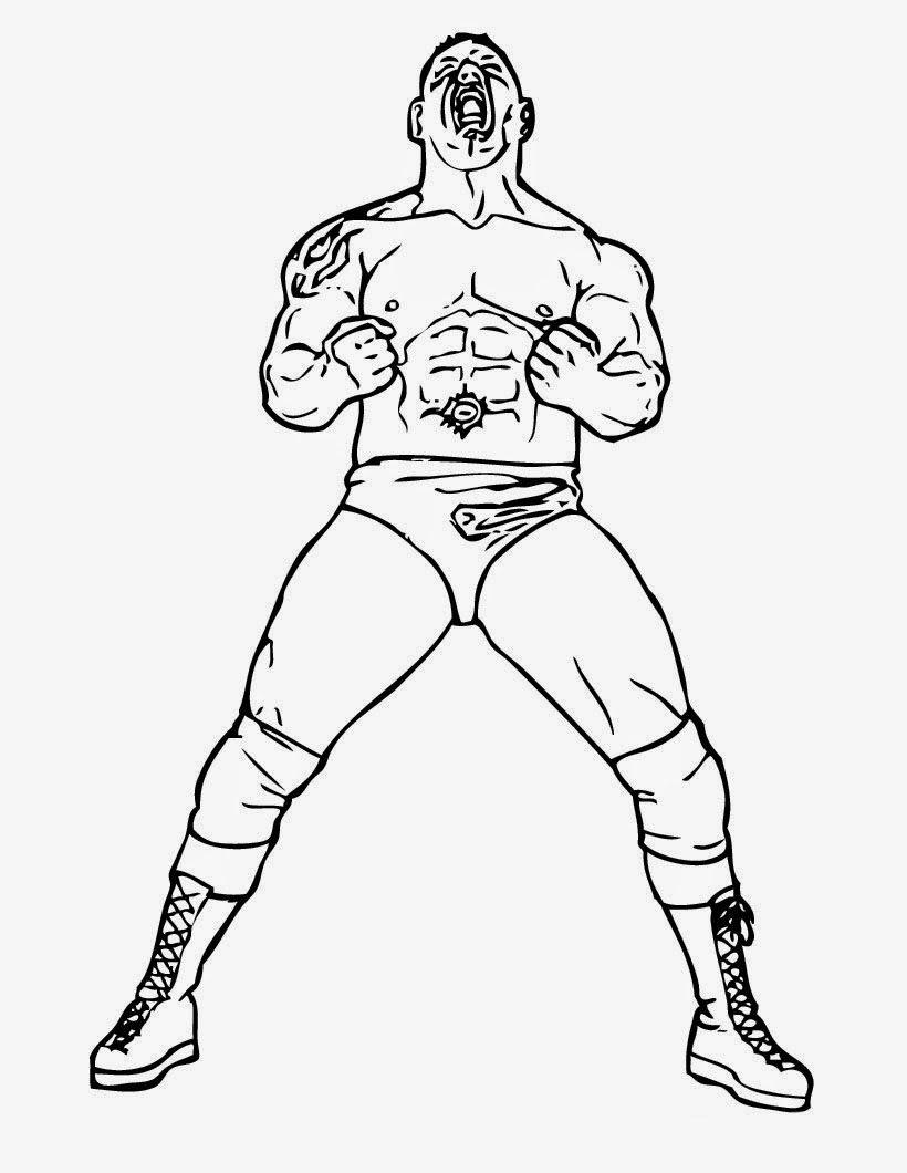 wwe coloring pages free get this wwe coloring pages free printable 64837 coloring wwe pages free