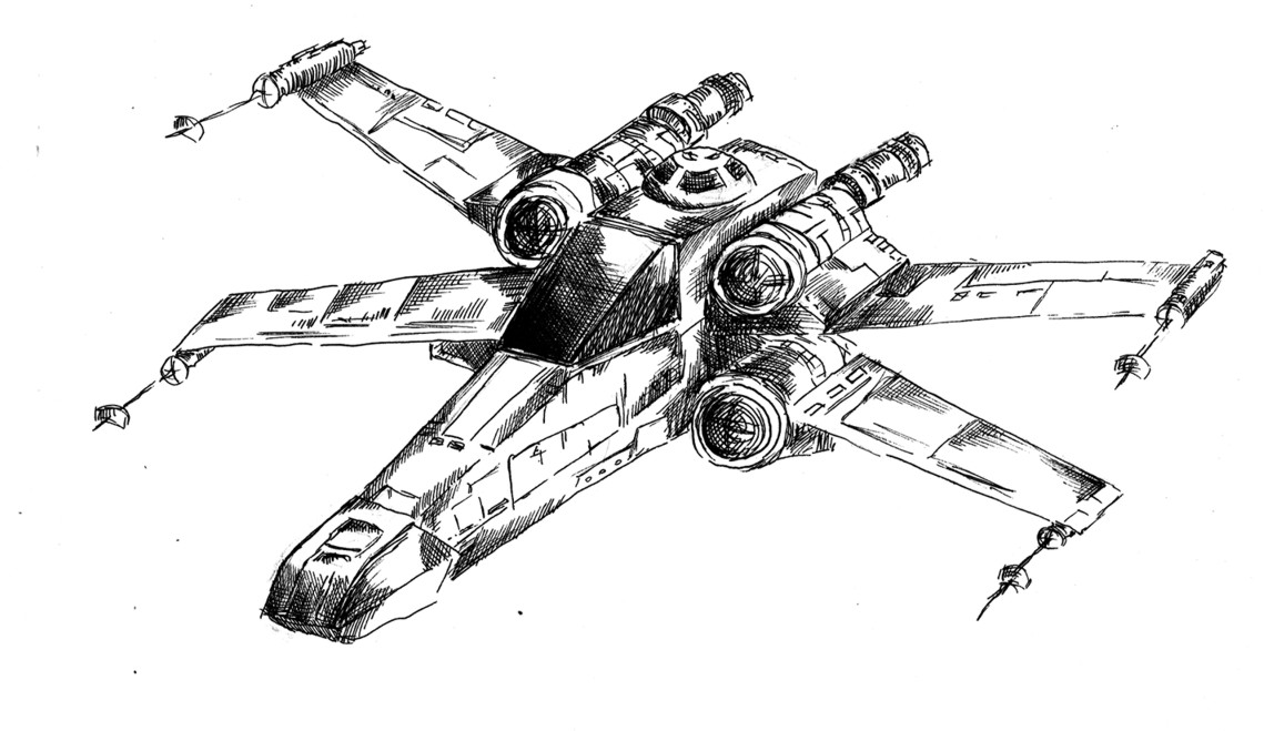 x wing coloring page star wars x wing fighter coloring pages page x coloring wing