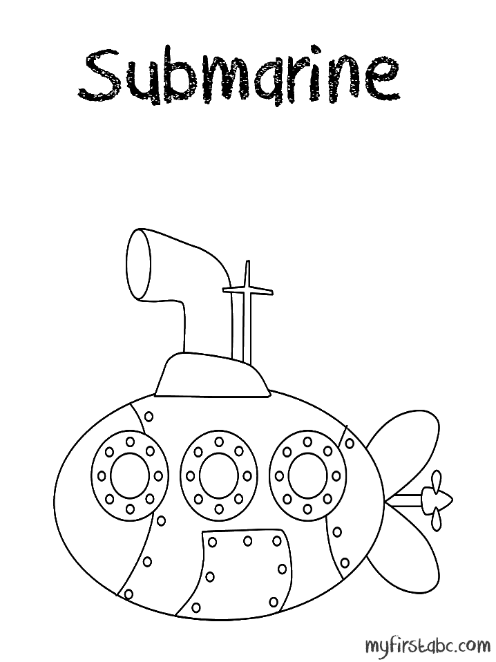 yellow submarine pictures color yellow submarine coloring book page submarine pictures color yellow